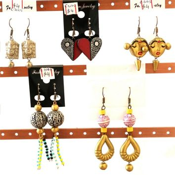 Terracotta Casual Everyday drop Earring