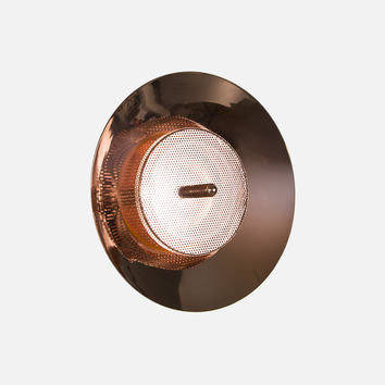 Signal Wall/Ceiling Light - Copper