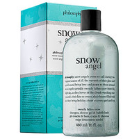 philosophy Snow Angel Shampoo, Shower Gel & Bubble Bath (16 oz)