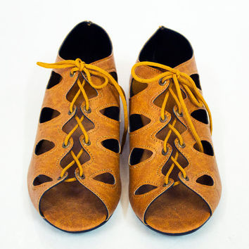 Leather Sandals - Women's Shoes - All Sizes - Any Colors