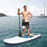 Bestway White Cap Inflatable SUP and Kayak