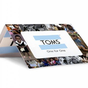 TOMS 150 TOMS Gift Card