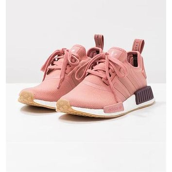 Fashion Women Men Adidas NMD BOOST R1 women Gym shoes For Women Girl