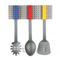 Lego Inspired Cooking Utensils