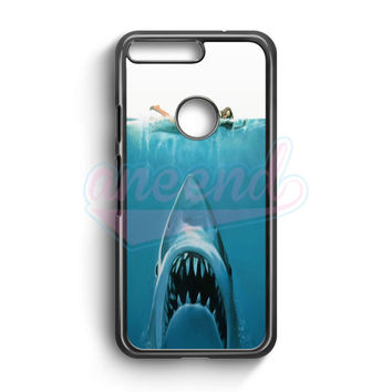 Jaws Shark Google Pixel Case | aneend.com