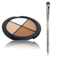Quality-perfect 4 Color Concealer Pal...