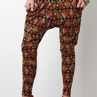 Fiery Tribe Pants