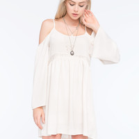 LIRA Jocelyn Cold Shoulder Dress | Short Dresses