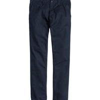 Chinos Slim fit - from H&M