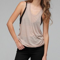 The Perfect Draped Tank