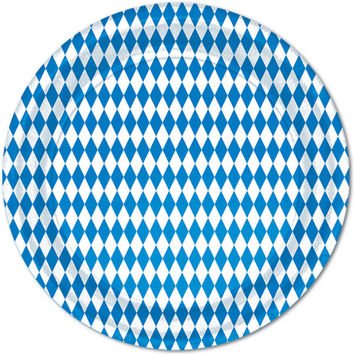 oktoberfest blue and white paper plates - 9  Case ...  sc 1 st  Wanelo & Best Blue And White Paper Plates Products on Wanelo