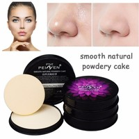 2017 New arrival Powder Makeup Kit Waterproof Oil-control Minerals Face Foundation Whitening Matte Pressed Powder