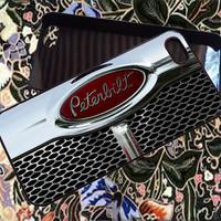 Design Truck, Peterbilt, Heavy Duty  for iPhone 4/4S/5/5S5C Case, Samsung Galaxy S3/S4 Case, iPod Touch 4/5 Case