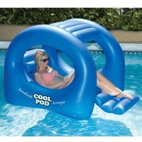 Swimline 90495 CoolPod Sunshade Lounger