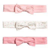 H&M 3-pack Hairbands $6.99
