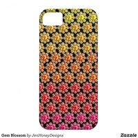 Gem Blossom Case For iPhone 5/5S