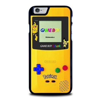 pokemon game boy iphone 6 6s case cover  number 1
