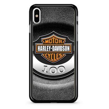 Harley Davidson Wallpaper iPhone X Case