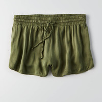 Don't Ask Why Silky Soft Short, Olive