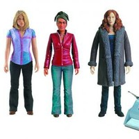Doctor Who Ungerground Toys 5-Pack  Action Figure Set Companions Pre-Order ships July