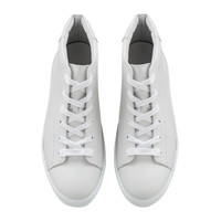ANKLE-HIGH TENNIS SHOES