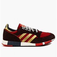 Adidas Originals Men's Red Boston Super Running Sneakers