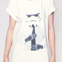 StormTrooper STAR WARS T Shirt Tattoo Movie Women Short Sleeve T Shirts White Tee Shirts Men Shirts Women Unisex T-Shirt Size M L XL