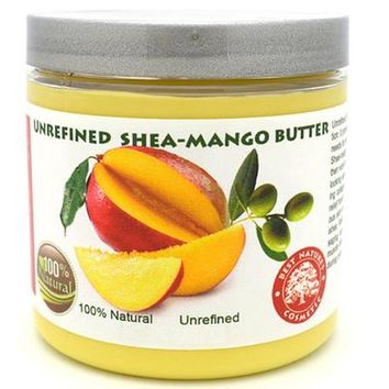 Shea Mango Butter Moisturizing Blend 4oz / 120 ml