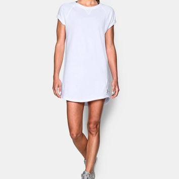 Women's UA Favorite French Terry Tunic Dress | Under Armour US
