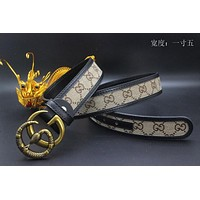 Gucci Belt Men Women Fashion Belts 537937