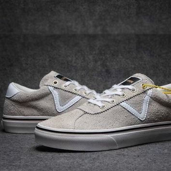 VANS LQQK new fashion sports couple shoe Gray