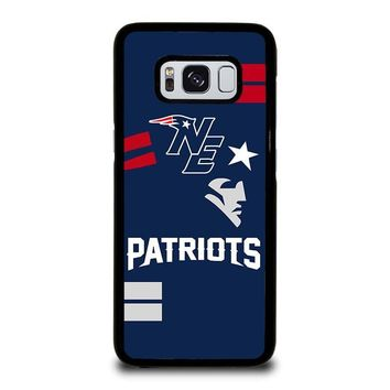 NEW ENGLAND PATRIOTS NFL Samsung Galaxy S3 S4 S5 S6 S7 Edge S8 Plus, Note 3 4 5 8 Case Cover
