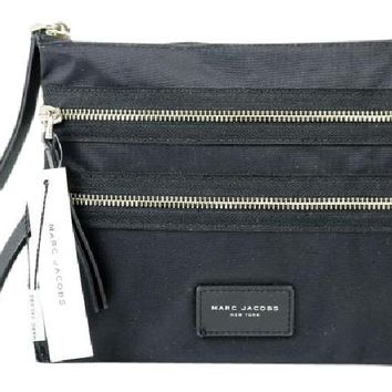 Marc Jacobs Nylon Biker Cosmetic Bag