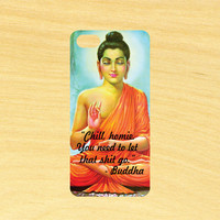 Buddha Chill Homie iPhone 4/4S 5/5C 6/6+ and Samsung Galaxy S3/S4/S5 Phone Case