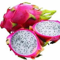 50pcs Pitaya Seeds, WHITE DRAGON Fruit Seeds, (Pitaya / Pitahaya / Strawberry Pear) bonsai Free Shipping