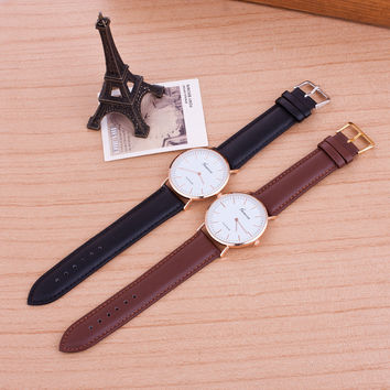 High-End Popular Couple Watch