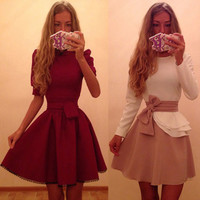 New Fashion Women Summer Bandage Bodycon Evening Sexy Party Cocktail Mini Dress