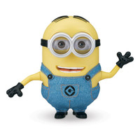 Despicable Me 2 9-inch Talking Figure - Minion Dave #zTS