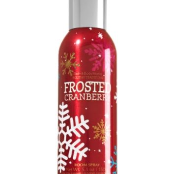 5.3 oz. Room Spray Frosted Cranberry