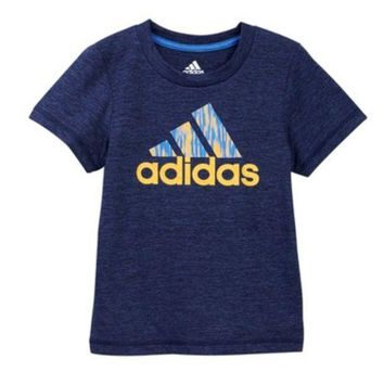 adidas | Print Logo Tee (Toddler & Little Boys) | Nordstrom Rack