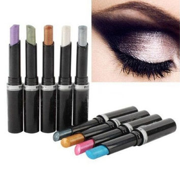 New Glitter Eye Shadow Lip Liner Eyeliner Pen Pencil Cosmetic Makeup Multi Color [8072705671]