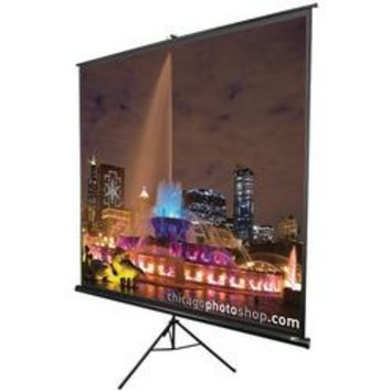 "Elite Screens Tripod Series Projection Screen (16:9 Hdtv Format; 72""; 35"" X 63"") (pack of 1 Ea)"