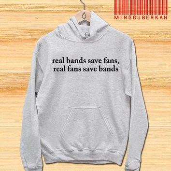 5SOS Real Bands Tee,Real Bands save fans Pullover hoodies Sweatshirts for Men's and woman Unisex adult more size s-xxl at mingguberkah