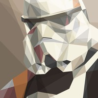 """Trooper"" - Art Print by Liam Brazier"