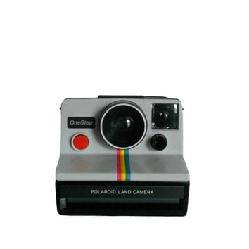 Vintage Polaroid Camera One Step BC Land Camera SX-70 - Near Mint Condition with Original Packaging