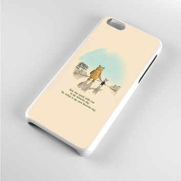 Baby Winnie The Pooh Piglet Love Quote iPhone 5c Case