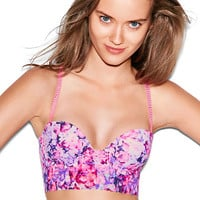 Multi-Way Bustier Bra - PINK - Victoria's Secret