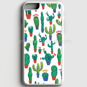 New Cactus Pattern iPhone 7 Plus Case  | Aneend.com