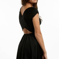 Wrap Party Dress $26