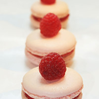 French Macaron, Assorted French Macaron Sampler - Customized 1 dozen of 2 flavors